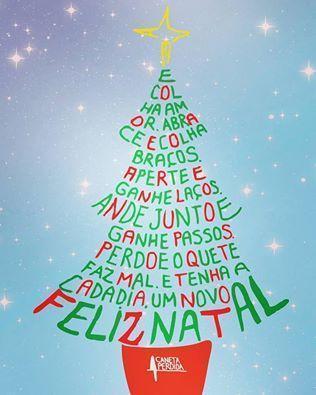 Tenha a cada um dia um novo Feliz Natal