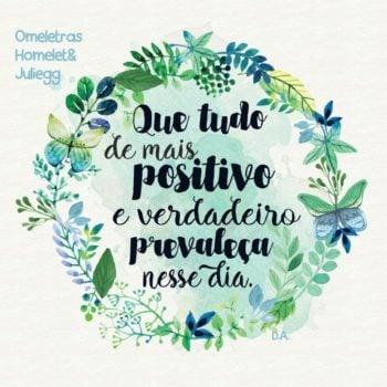 Positivo e verdadeiro