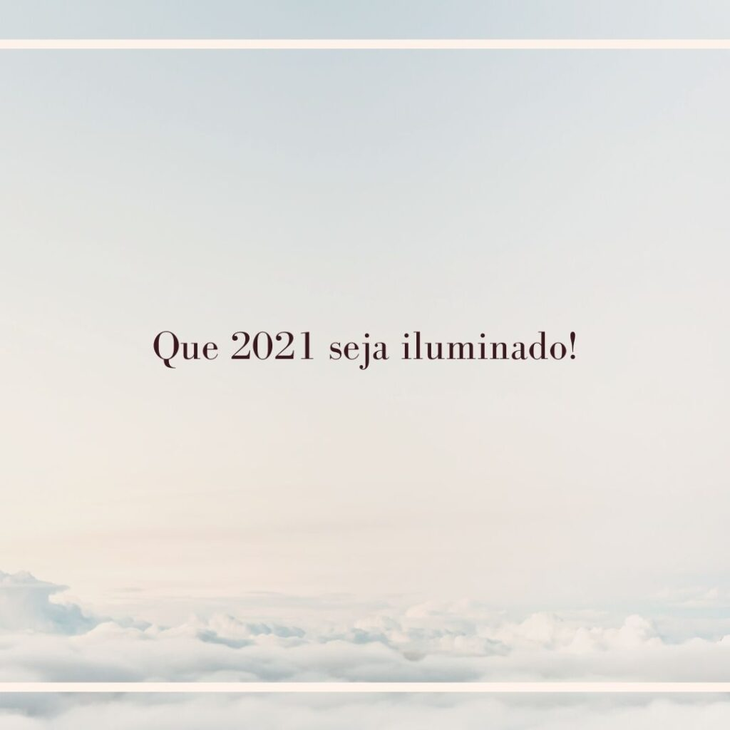 Bem-vindo 2021