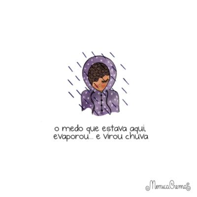 Virou chuva