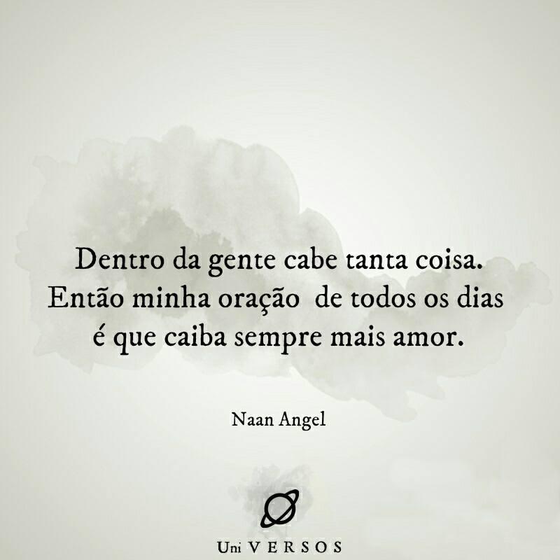 Sempre mais amor