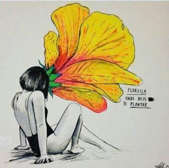 Onde Deus te plantar