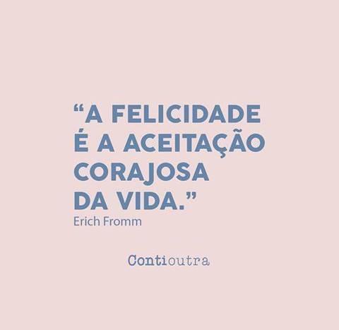 A felicidade