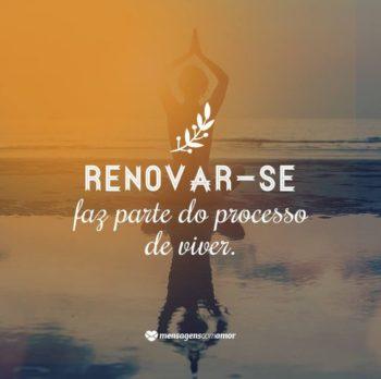 Renovar-se