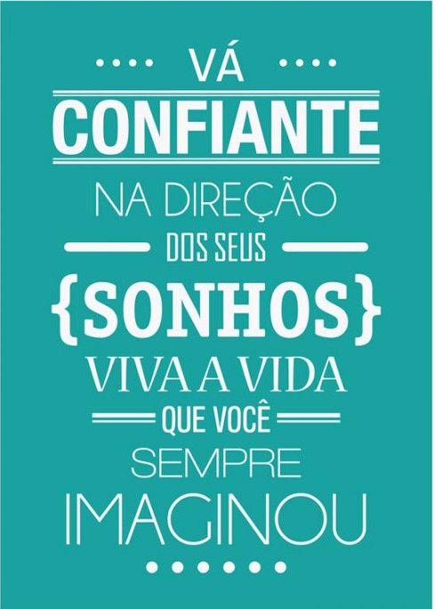 Vá confiante
