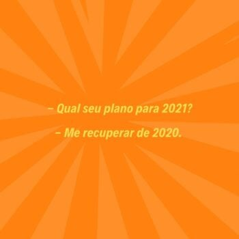 Plano para 2021