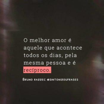 O melhor amor
