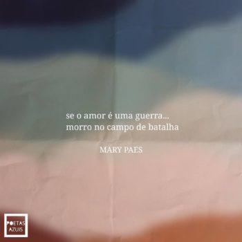 Se o amor é uma guerra
