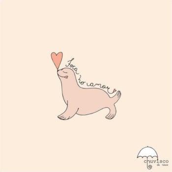 Foca no amor