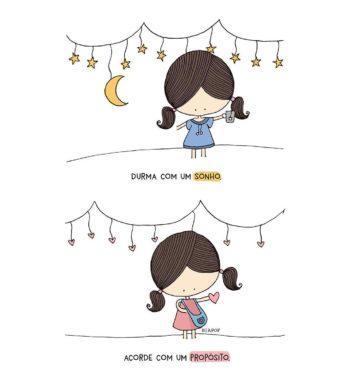 Durma com um sonho