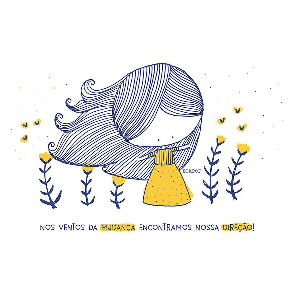 Nos ventos da mudança
