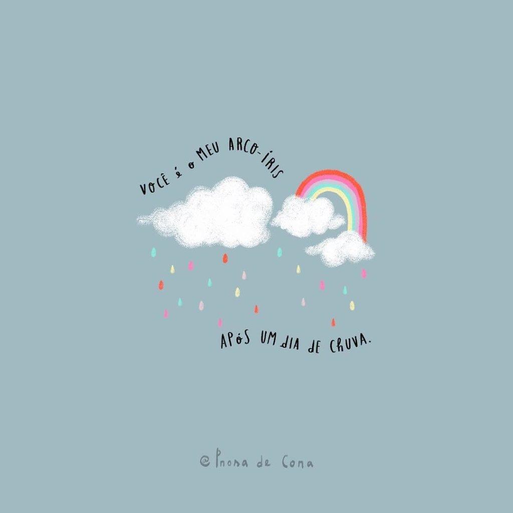 Você é o meu arco-íris