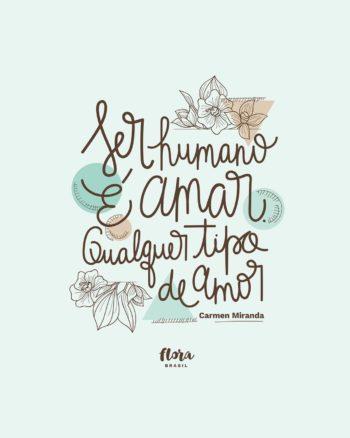 Ser humano é amar