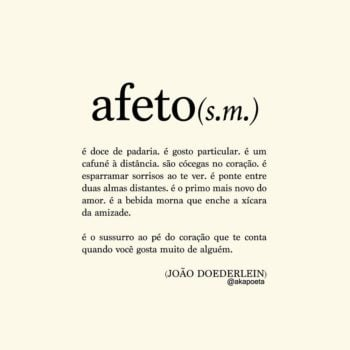 Afeto