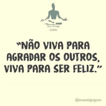 Viva para ser feliz