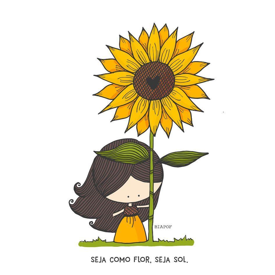 Seja como flor