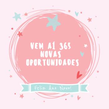 365 novas oportunidades