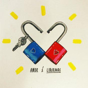 Amor é liberdade