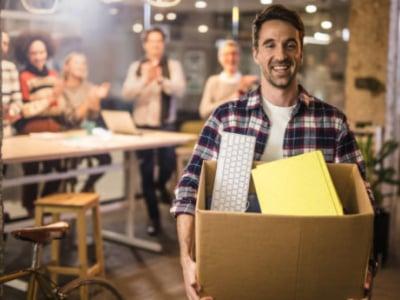 45 mensagens de despedida de trabalho para agradecer as oportunidades
