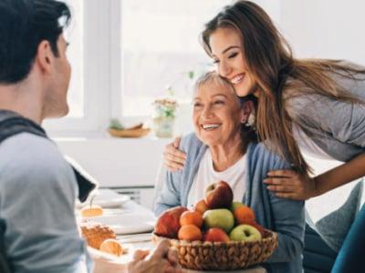 50 mensagens para sogra cheias de carinho por essa mulher especial