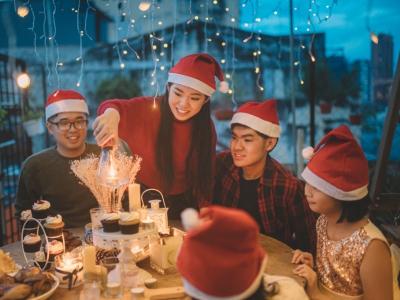 30 mensagens de Natal para família que celebram as festas de fim de ano