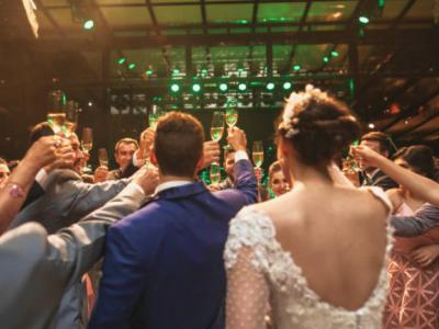 40 mensagens de casamento para amigos para comemorar esta linda união
