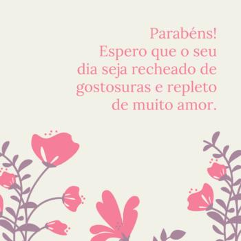 Gostosuras e amor